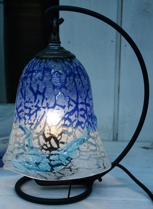 アイスカット つり傘 ランプ ¥25.000(税抜)