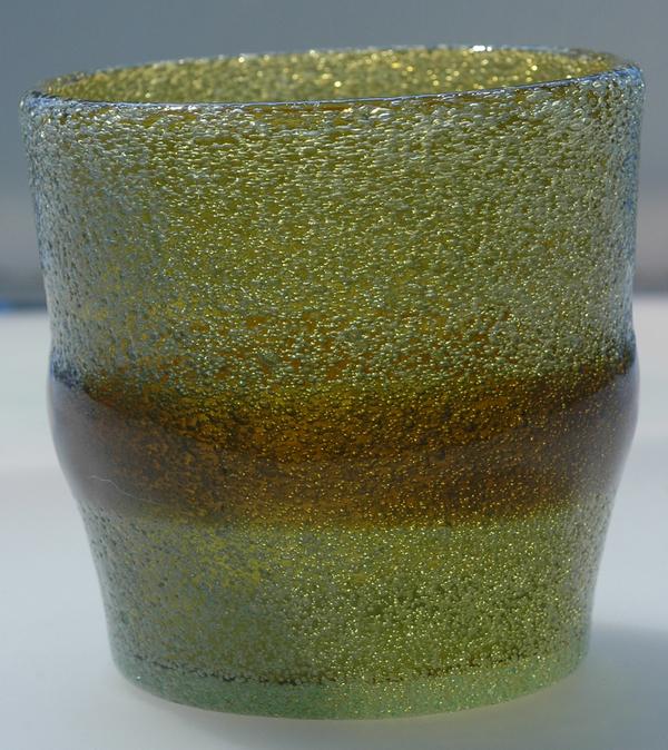 泡帯3#ロックグラス茶 ¥3.000(税抜)